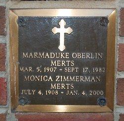 Marmaduke Oberlin Merts