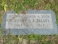 Dorothy L. X. Pegues