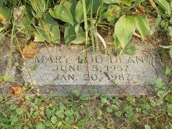 Mary Lou Dean