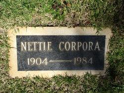 "Antoinette ""Nettie"" Corpora"