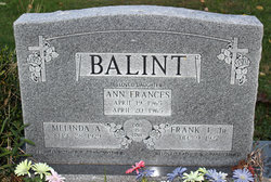 Ann Francis Balint