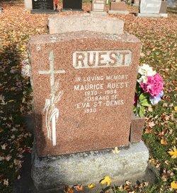 Maurice Ruest