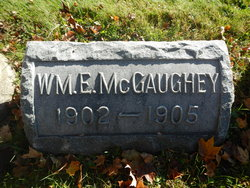 William E McGaughey