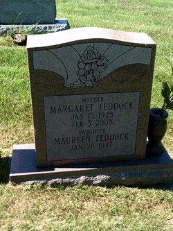 Margaret <I>Poshefko</I> Feddock