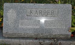 Martha E Karper