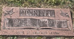 Richard John McIntyre