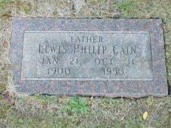 Lewis Philip Cain