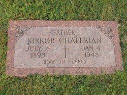 Kirkor Chalekian