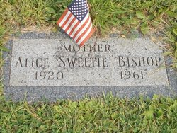 Alice <I>Sweetie</I> Bishop