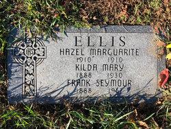 Hazel Marguarite Ellis