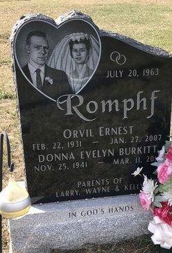 Orvil Ernest Romphf
