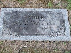 Alex Yanusas