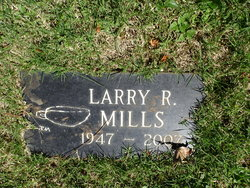Larry Robert Mills
