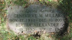 Bertha Alexander <I>Sweede</I> Navitsky