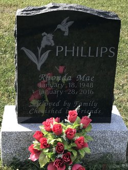 Rhonda Mae Phillips