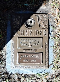Mary Louise <I>Merk</I> Schneider