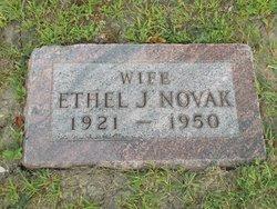 Ethel J. Novak