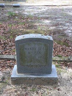 Wanda Sue McLean