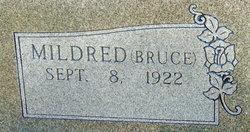 Mildred <I>Bruce</I> Crisp