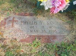 Phyllis Y. Sanders