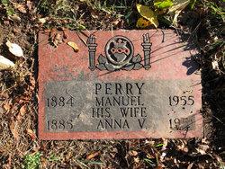 Anna V Perry