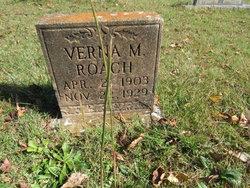 Verna M Roach