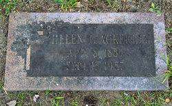 Helen L Ackerley