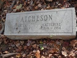 Martha Atcheson