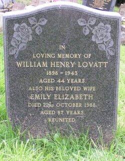 Emily Elizabeth <I>Broomhall</I> Lovatt