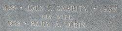 Mary A. <I>Tobin</I> Garrity
