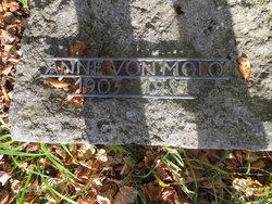 """Anneliese """"Anne"""" <I>Mummenhoff</I> von Molo"""
