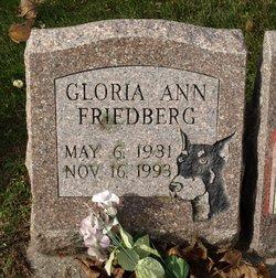 Gloria Ann Friedberg
