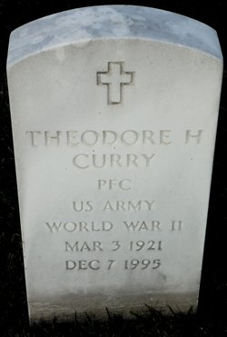 Theodore H Curry