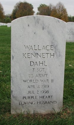 Wallace Kenneth Dahl