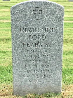 Clarence Ford Fears, Sr