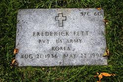 Frederick Fett