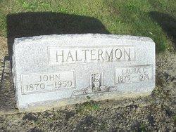 Laura <I>Beard</I> Haltermon