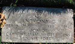 Anthony G Geertgens