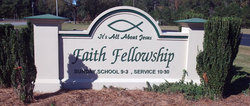 Faith Fellowship Church Columbarium