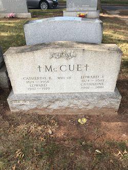 Edward J McCue