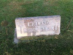 """W O """"Bill"""" Wieland"""