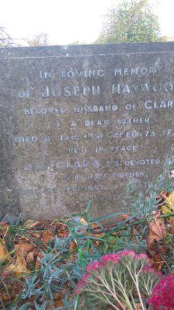 Clara Haywood