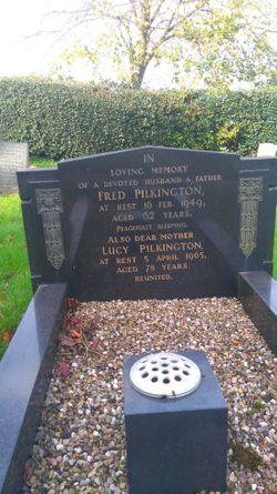 Lucy Pilkington