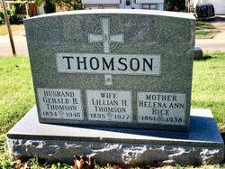 Gerald R. Thomson