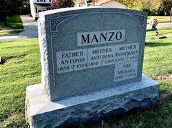 Rosemary <I>Patterson</I> Manzo