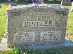 Clara M. Distler
