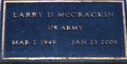 Larry D. McCrackin