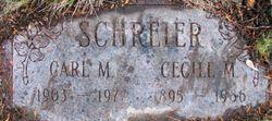 Cecile M Schreier