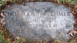 CPL Norman C Flehmer