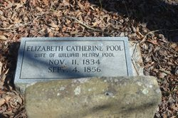 Elizabeth Catherine Pool